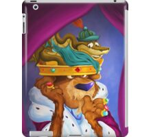 Prince John & Sir Hiss iPad Case/Skin
