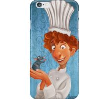 Alfredo Linguini- Ratatouille. iPhone Case/Skin