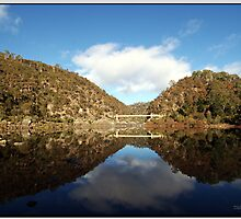 Cataract Gorge - Launceston by Kelly McGill
