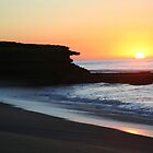 Bells Beach Sunrise by Vanessa Semmens