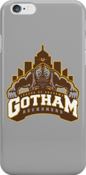 Gotham Reckoners by Brandon Wilhelm