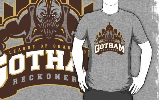 Gotham Reckoners by Brandon Wilhelm