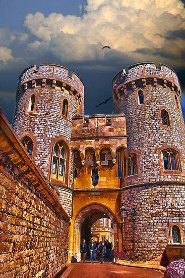 Norman Gate by LudaNayvelt