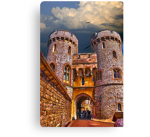 Norman Gate Canvas Print