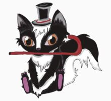 Gentleman Skunk by LadyOfLapis