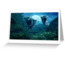 Mountain dreams Greeting Card