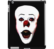 They All Float Down Here iPad Case/Skin