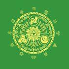 Legend of Zelda by John Garcia