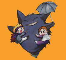 Totoro Pokemon by cicciokami