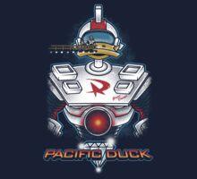 Pacific Duck by Brandon Wilhelm