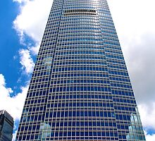 Mirror the Sky - IFC, Hong Kong.  by Tiffany Lenoir
