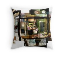switch  board Throw Pillow