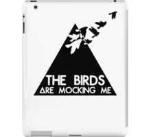Mocking Birds iPad Case/Skin
