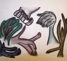 Hands of Versatility by Sarah Bentvelzen