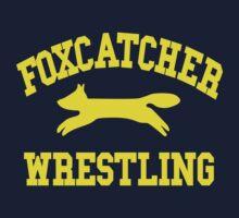 Foxcatcher Wrestling - Channing Tatum, Steve Carell   by printandroll