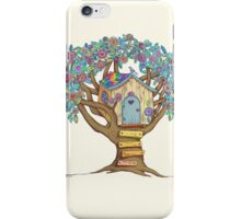 Live Simply, Love Trees iPhone Case/Skin