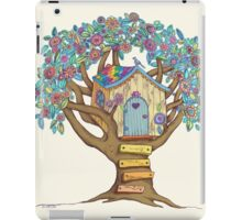 Live Simply, Love Trees iPad Case/Skin