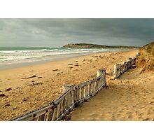 Early Morning Raaf's Beach Photographic Print
