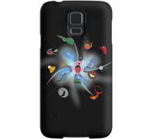 KIRBY THE INHALER Samsung Galaxy Case/Skin