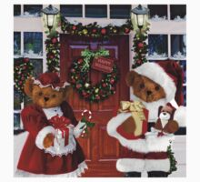 ¨*•♫♪¸¸HAVE YOURSELF A BEARY LITTLE CHRISTMAS - PICTURE, MUGS,TRAVEL MUGS,PILLOW, & TOTE BAG ho HO ho¨*•♫♪¸¸ Kids Clothes