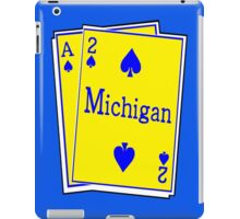 A-SQUARED: ANN ARBOR, MICHIGAN iPad Case/Skin