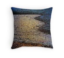 On The  Edge Series Number 4 Throw Pillow