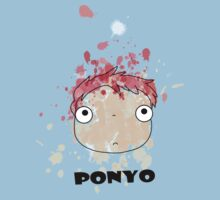 Little Ponyo ink Kids Clothes