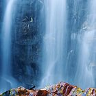 Red Rocks Falls by Michael Dingley