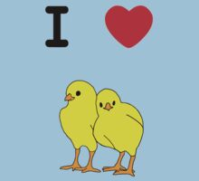 I Love Chicks by AlatarTheBlue