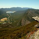 Halls Gap Grampians by Joe Mortelliti