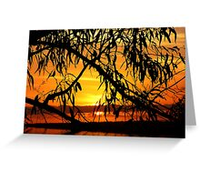 SUNREALISM Greeting Card