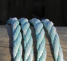 Nautical Blue by Martha Medford