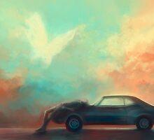 Camaro by fictionalfriend