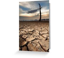 The Big Dry Greeting Card