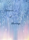 Showers of Blessings. by Diane Hall