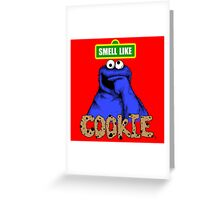 Smell Like Cookie! Greeting Card