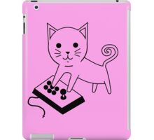 Arcade Kitten iPad Case/Skin