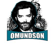 Timothy Omundson Halftone Design by IAmTumblweeeed