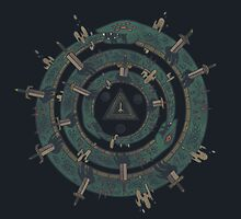 The Cycle by Hector Mansilla
