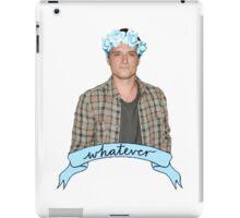 Josh Hutcherson iPad Case/Skin