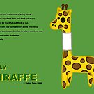 Sally the Giraffe by rawbun