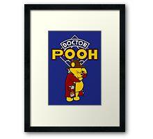 Doctor Pooh Framed Print