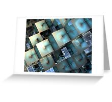 Fragmentary Greeting Card