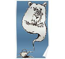 Bear Genie Poster