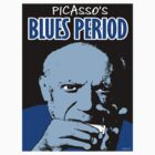 Picasso&#x27;s Blues by Leith