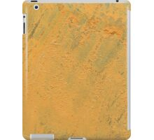 Mustard Yellow iPad Case/Skin