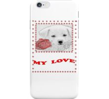 My love-Clothing & Stickers+Phone Cases,Pillows & Totes+Laptop Skins iPhone Case/Skin