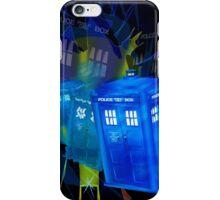 TARDIS STONEHENGE PORTAL iPhone Case/Skin