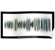 Angels and Airwaves - Breathe Poster