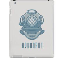 Aquanaut iPad Case/Skin